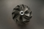 Industrial Photography of Impeller